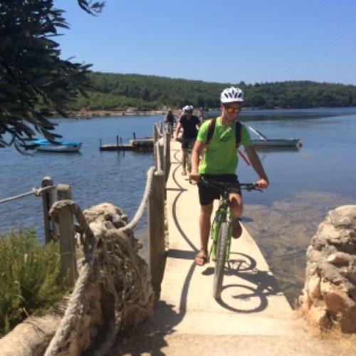 Kamenjak – bike tour family special in Istria