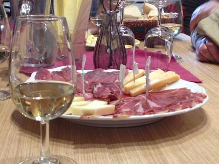 wine tasting bike-tour